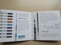 Další krásné tužky v nabídce - matné i třpytivé