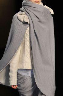 Teplíčko - svetr a deka :-D