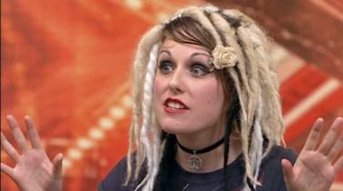 Ariel Burdett on X Factor