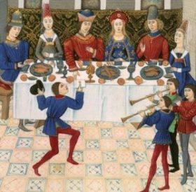 Banquet et cannelle