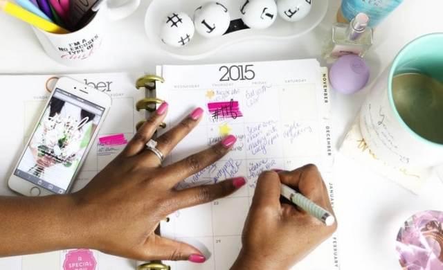 Planning des habitudes