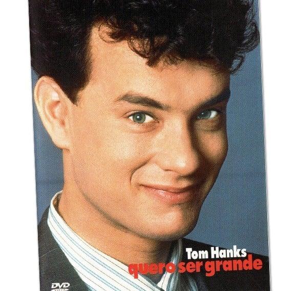 Quero Ser Grande Tom Hanks Big