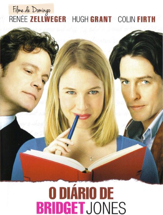 Filme de domingo o Diário de Bridget Jones dicas netflix