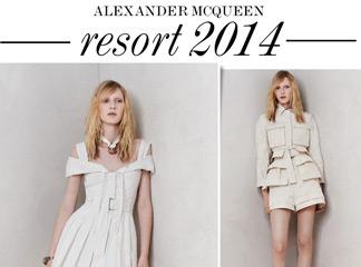 resort 2014 alexander mcqueen colecao mcqueen blog de moda oh my closet