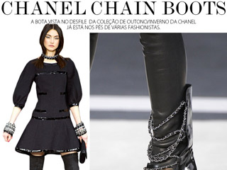 chanel chain boots tendency hot or not bota chanel correntes blog de moda oh my closet thassia bota chanel aimee song helena bordon sabrina sato