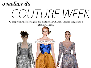 couture week haute couture paris blog de moda oh my closet paris haute couture desfile chanel zuhair murad ulyana sergeenko passarela vestido de festa