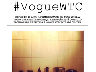 #voguewtc vogue times square vogue usa one world trade center mudanca moda blog de moda oh my closet
