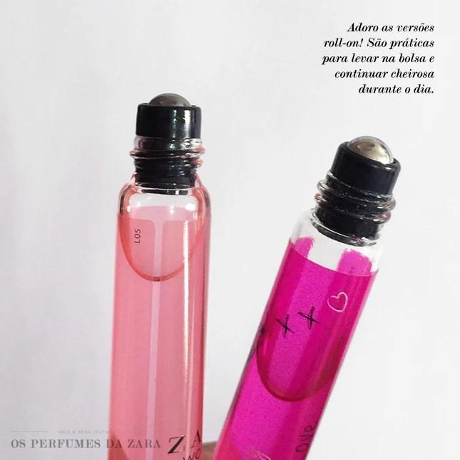 Veja as dicas sobre os perfumes da Zara que a blogger Mônica Araújo deu no Oh My Closet!