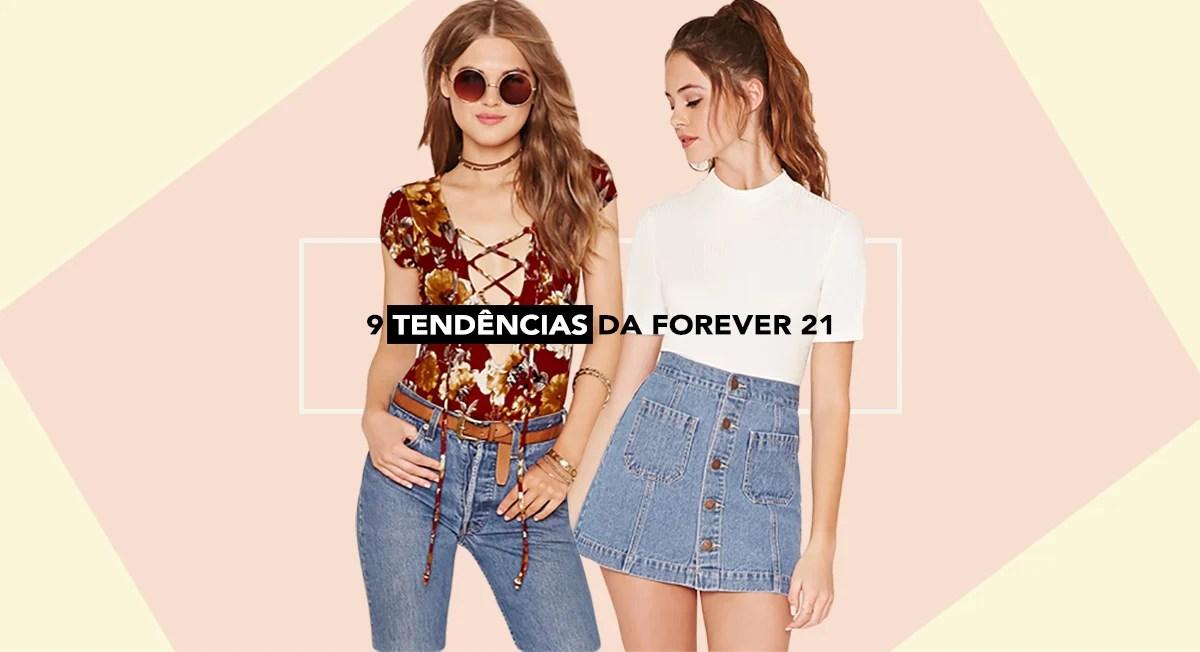 Tendências 2017 Forever 21 Outono Verao Oh My Closet