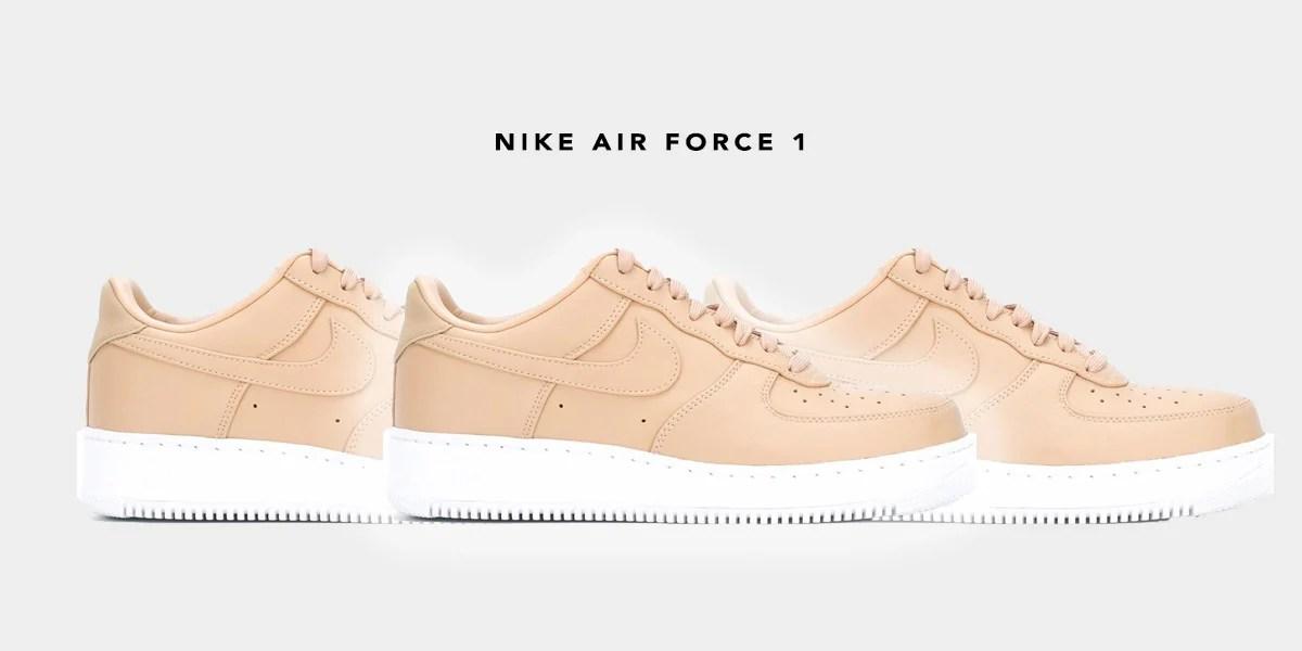 Saiba onde comprar o Nike Air Force 1 nude e sua versão barata da Vizzano, tudo no Oh My Closet!