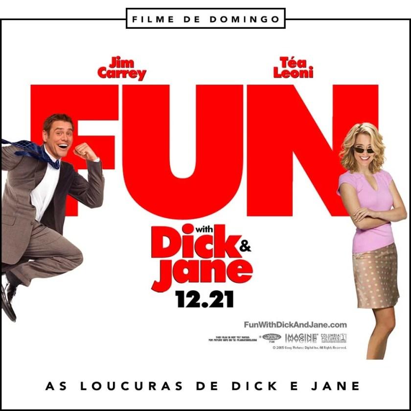 filme de domingo as loucuras de Dick e Jane. Veja dicas de filmes do Netflix no OhMy Closet!