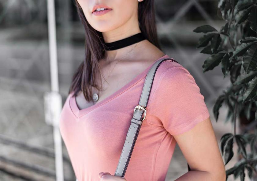 Blusa lojas Renner rosa blush pink tendência inverno 2017 blogueira Mônica Araújo Oh My Closet