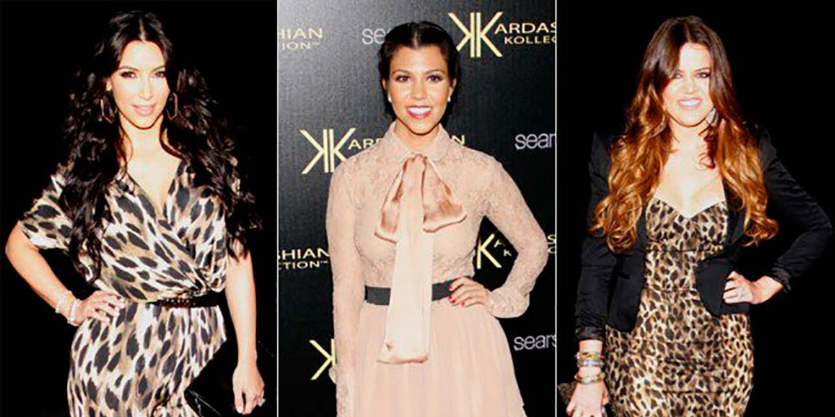 Kardashian Kollection para Sears