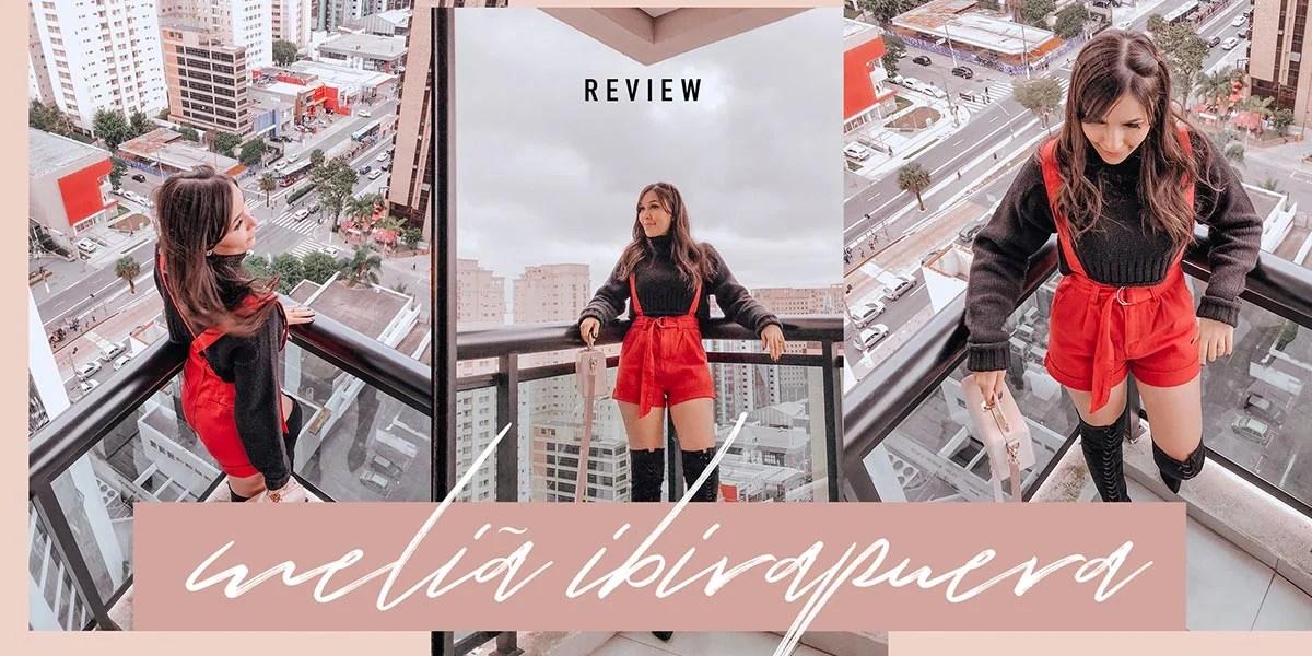 Review do hotel Melia Ibirapuera em São Paulo, pela influencer Mônica Araújo.
