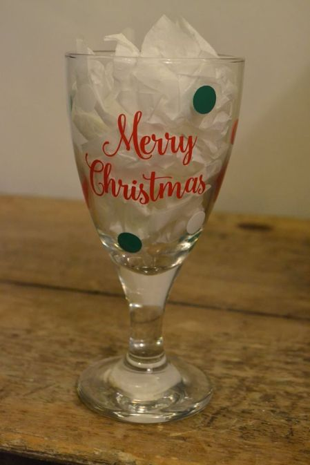 MerryChristmasGlass