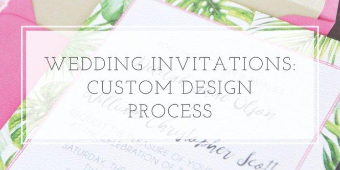 Customized Wedding Invitations Lilbibbycom