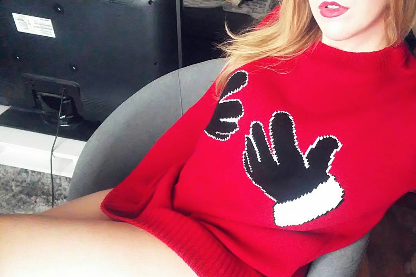 christmas jumper blog girl missguided fashion