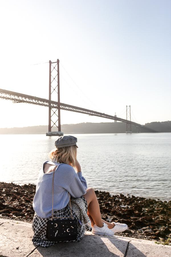 Blogueuse mode à Lisbonne