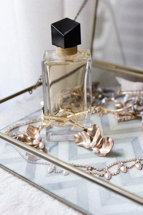 Parfums Pure XS et Libre
