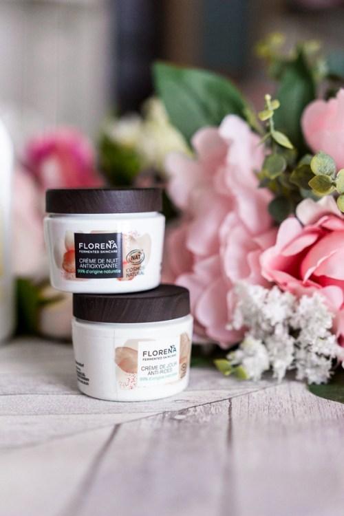 Soins anti-âge FLORENA Fermented Skincare