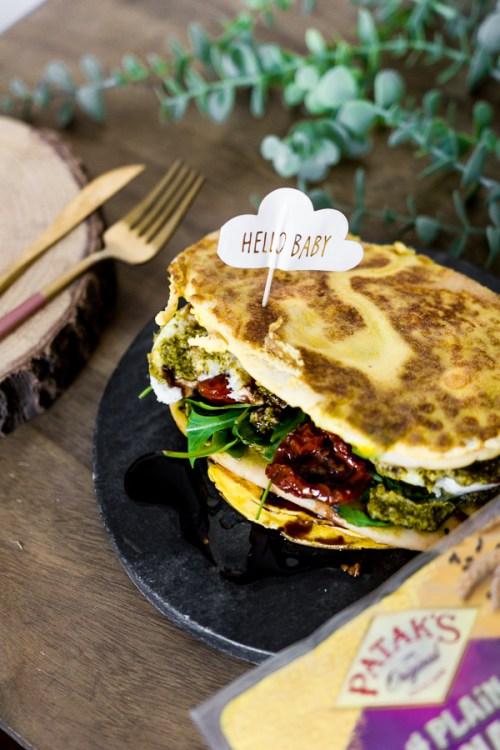Recette Egg Sandwich