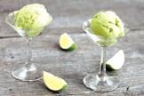 Avocado ice cream - The perfect date-night menu
