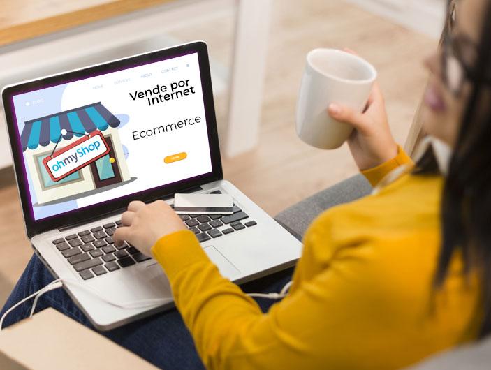 Crear tienda online | OhmyShop