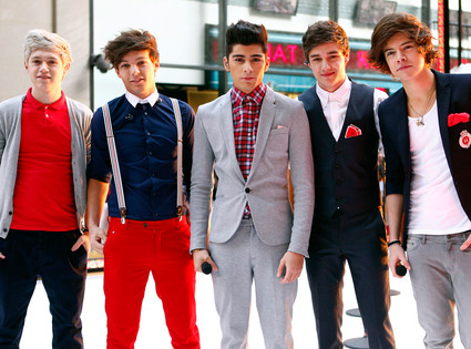 Celebrity Style Steal - One Direction (1/6)