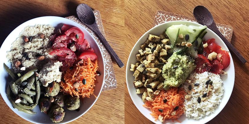 Buddha Bowl : L'assiette parfaitement équilibrée
