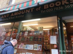 Any amount of books