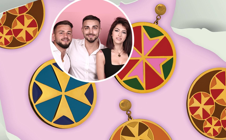 Three Siblings Launch Local Jewellery Brand Inspired by Maltese Heritage