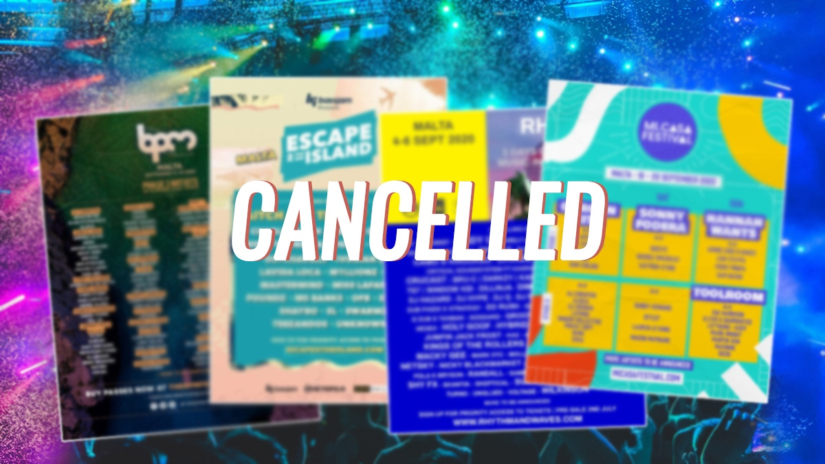 Read more about the article Festivals cancelled, clubs closed