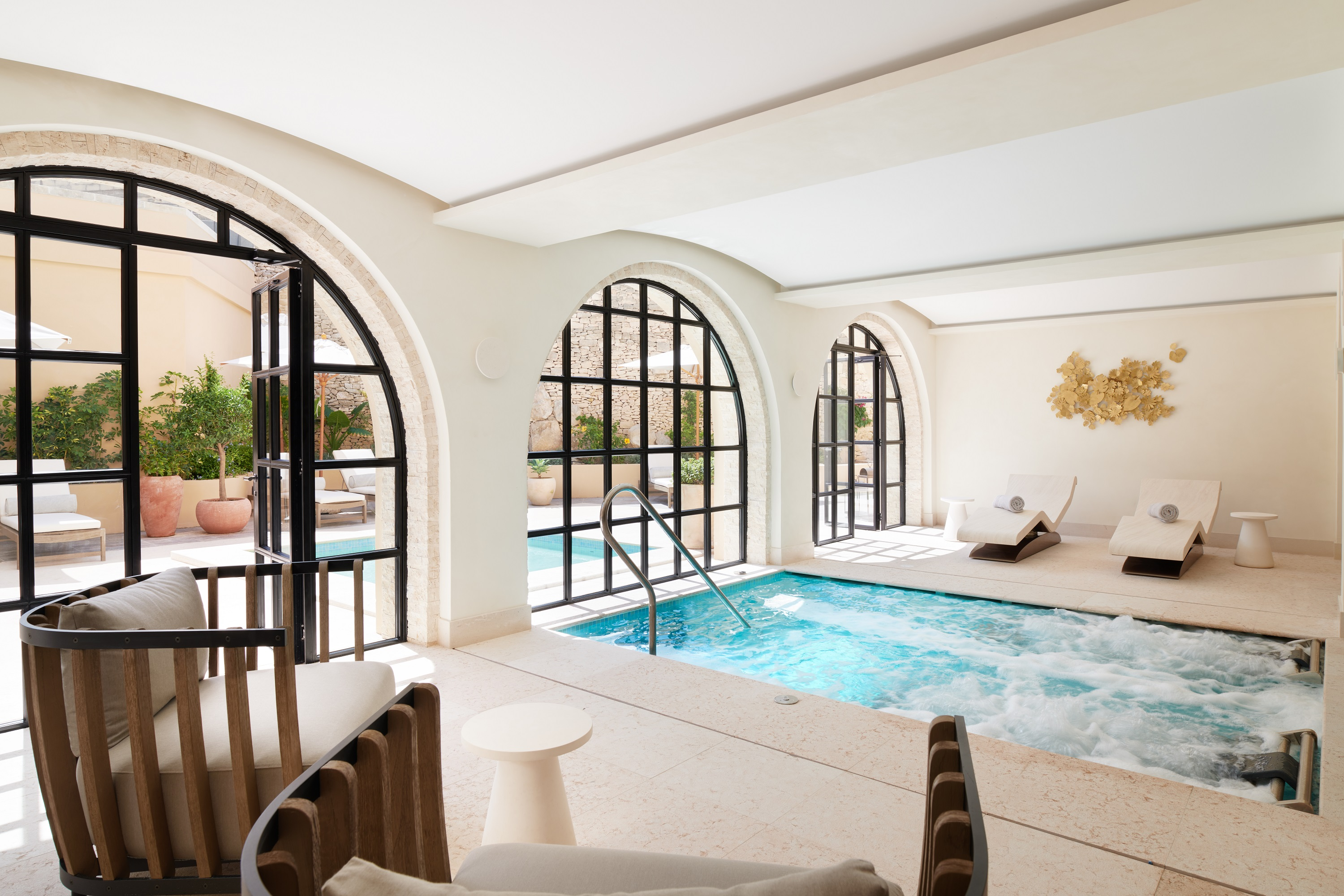 Read more about the article Athenaeum Spa at Corinthia Palace is back, rebuilt and reimagined