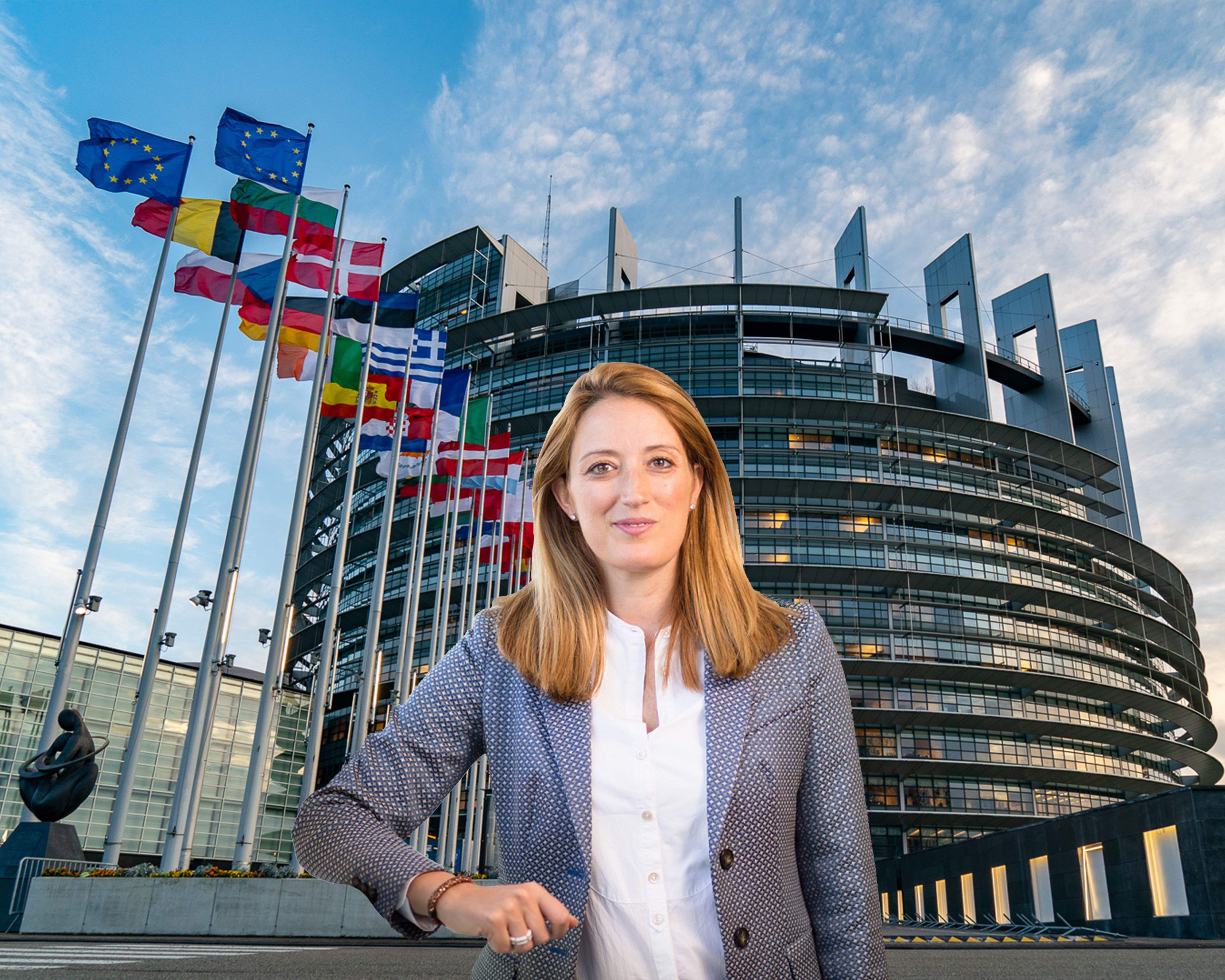 Maltese MEP makes history as she is elected first vice-president of the European Parliament
