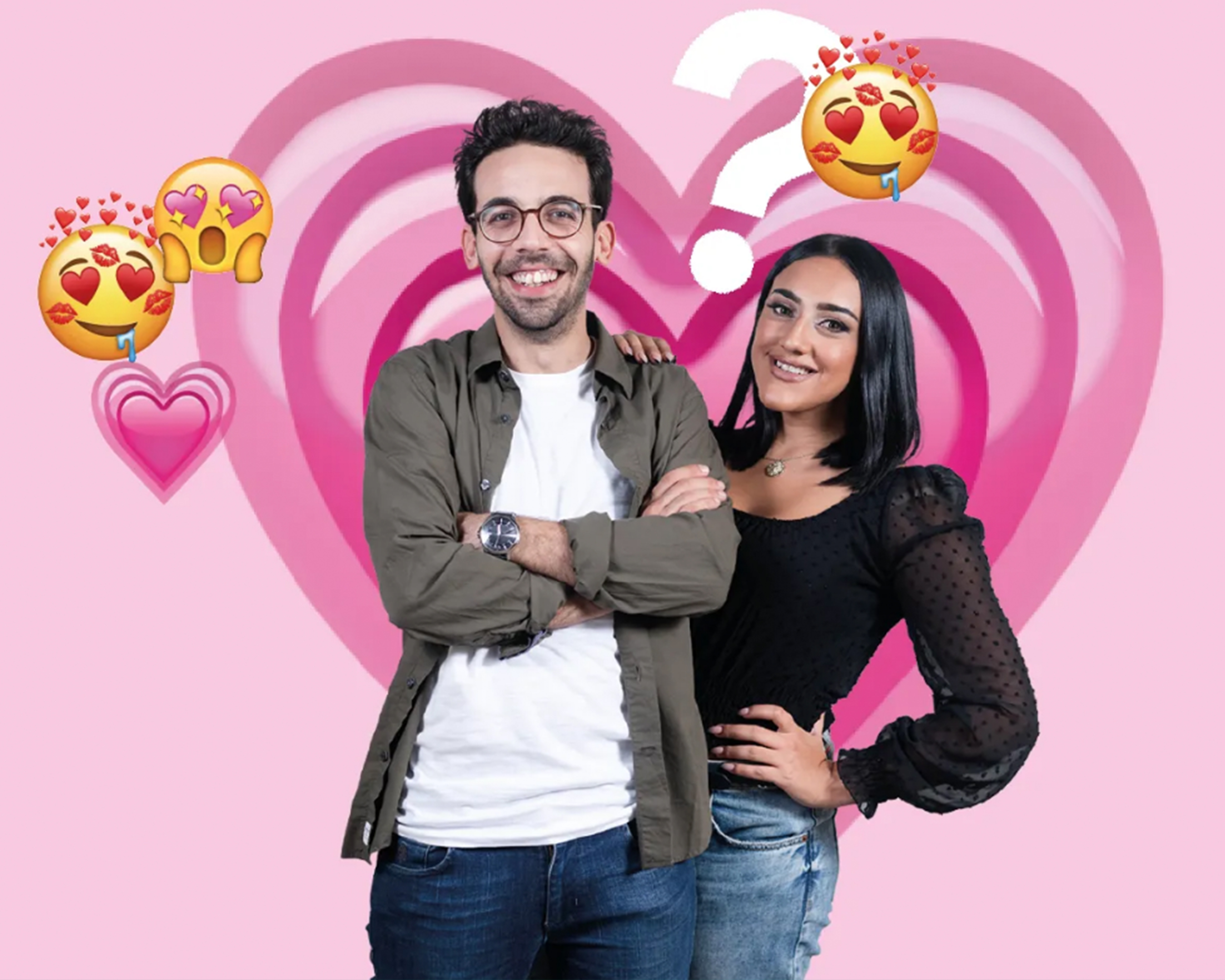 Read more about the article Match Made in Radio Heaven? Daniel Testa and Ylenia have Totally Coupled Up