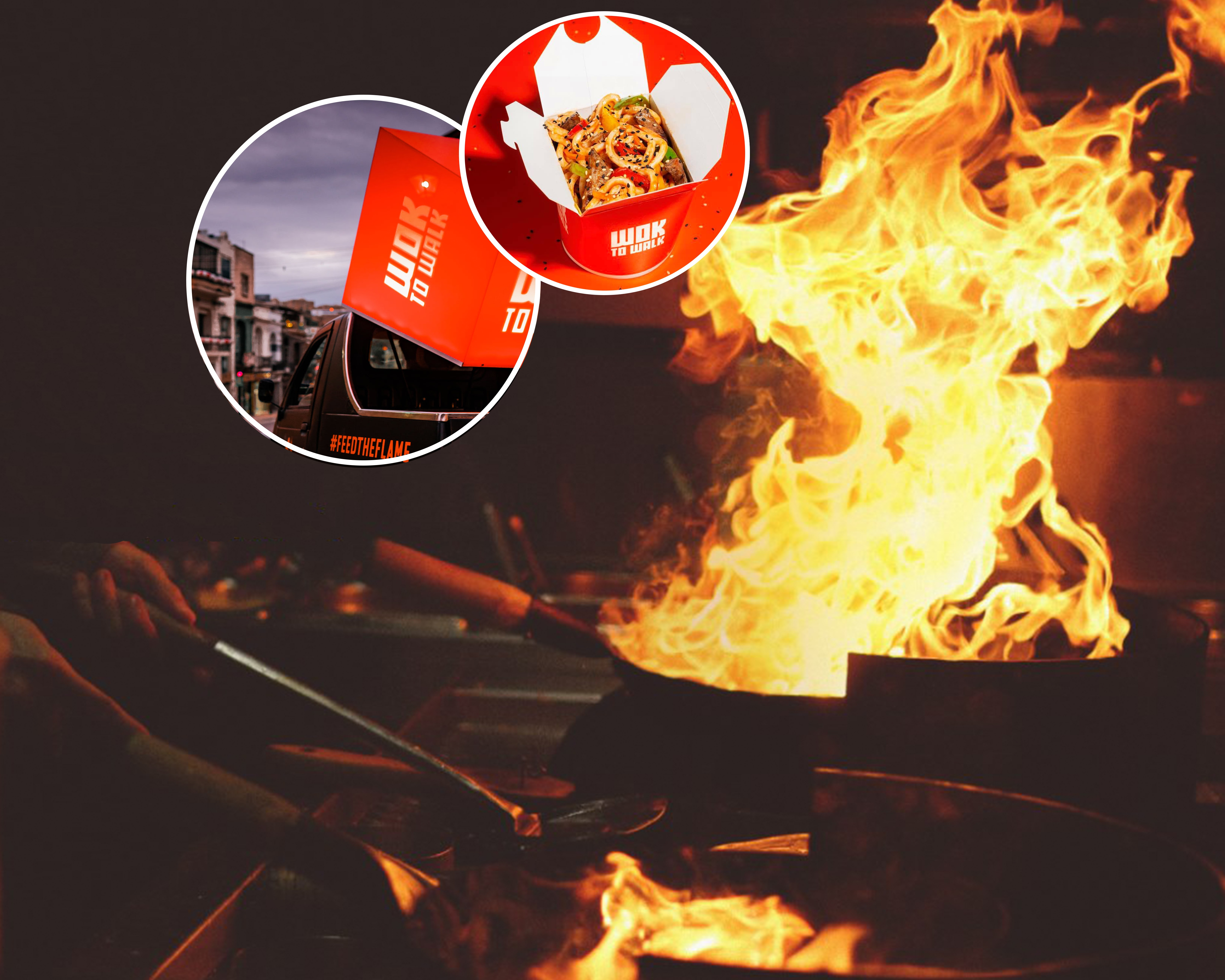 Read more about the article WOK TO WALK RESTARTS THE FIRE AT ITS ST. JULIAN'S JOINT