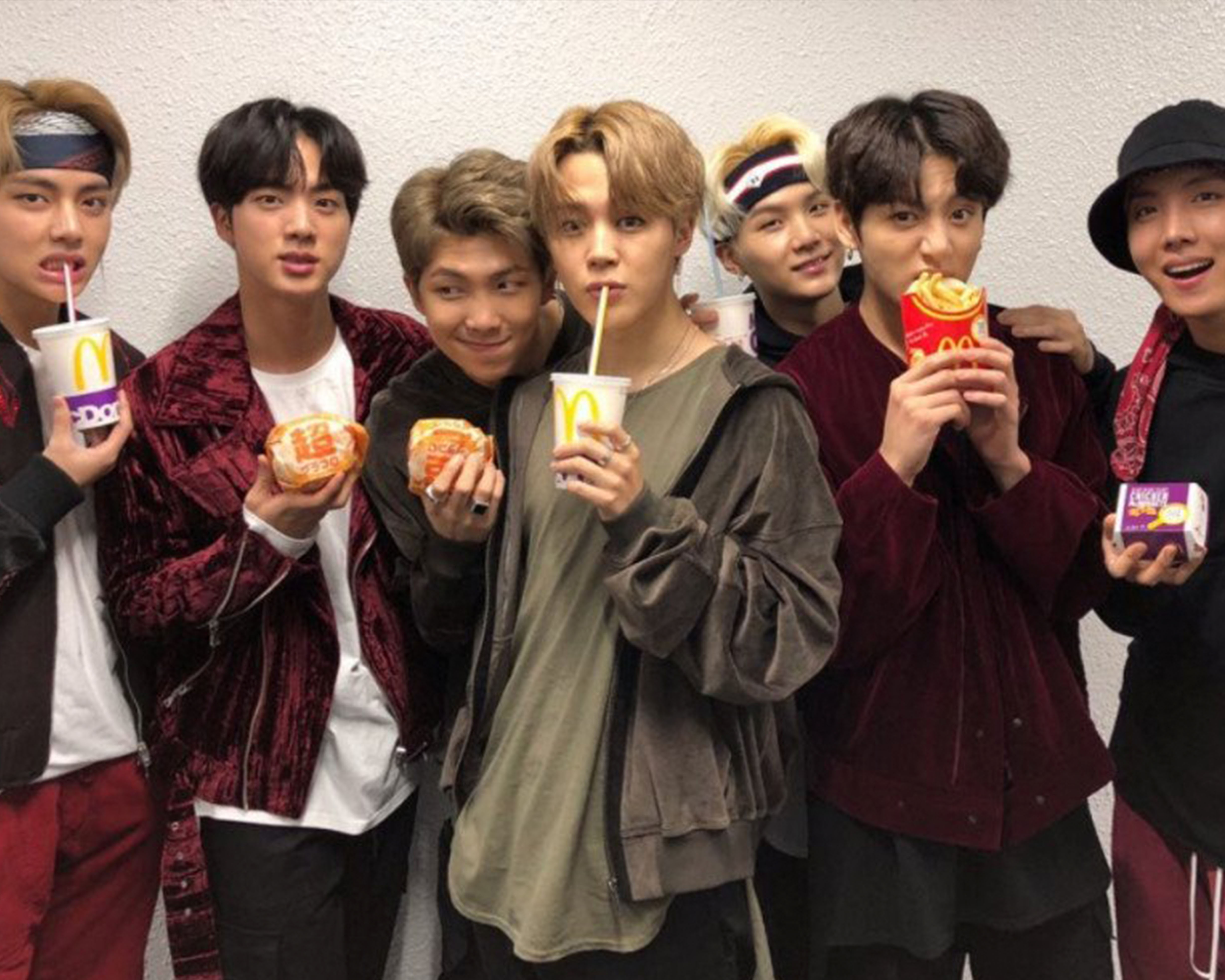 BTS McDonalds meal coming to Malta