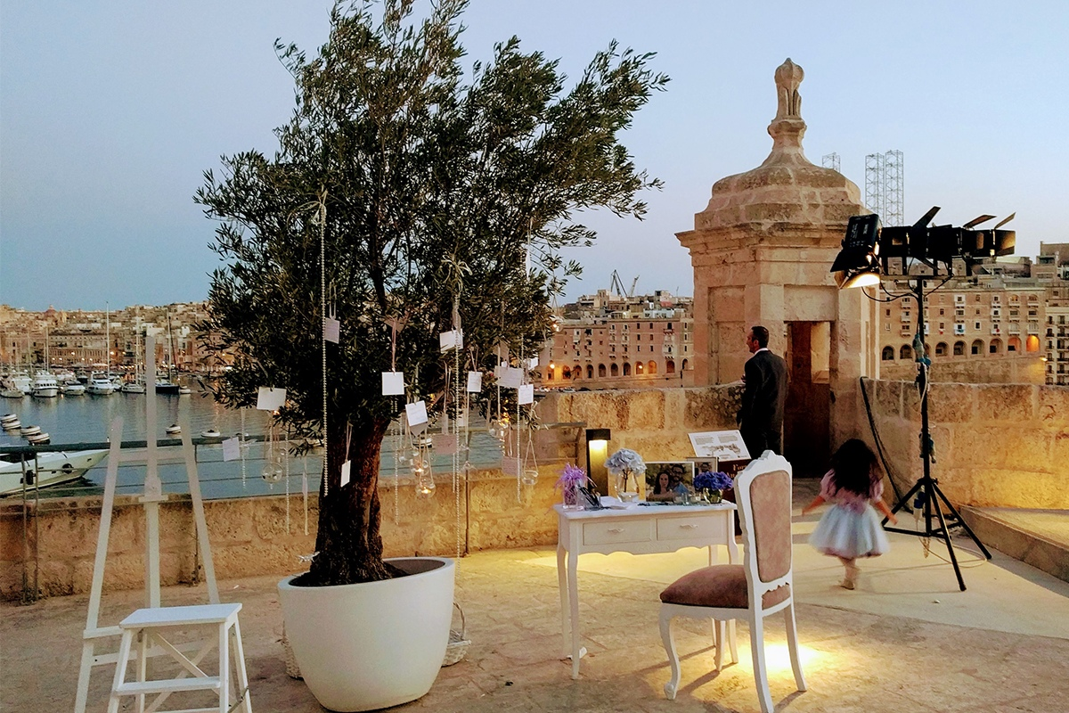 Read more about the article Make history on your wedding day with Heritage Malta