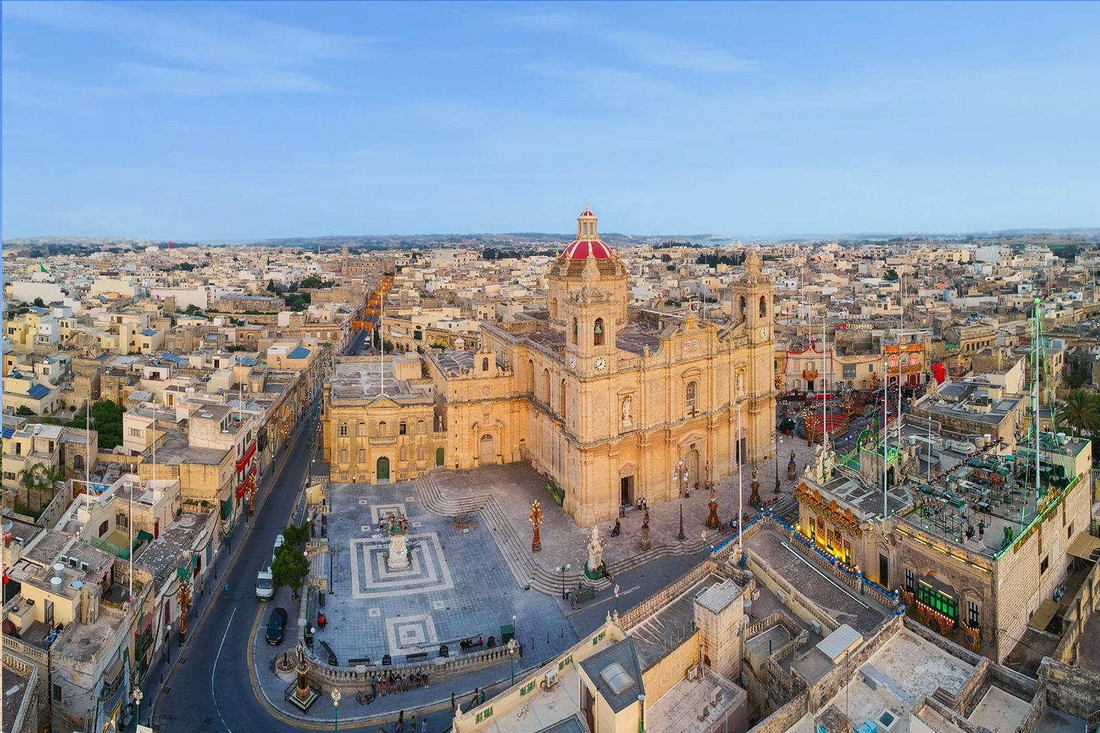 First six Maltese villages with car-free zones named