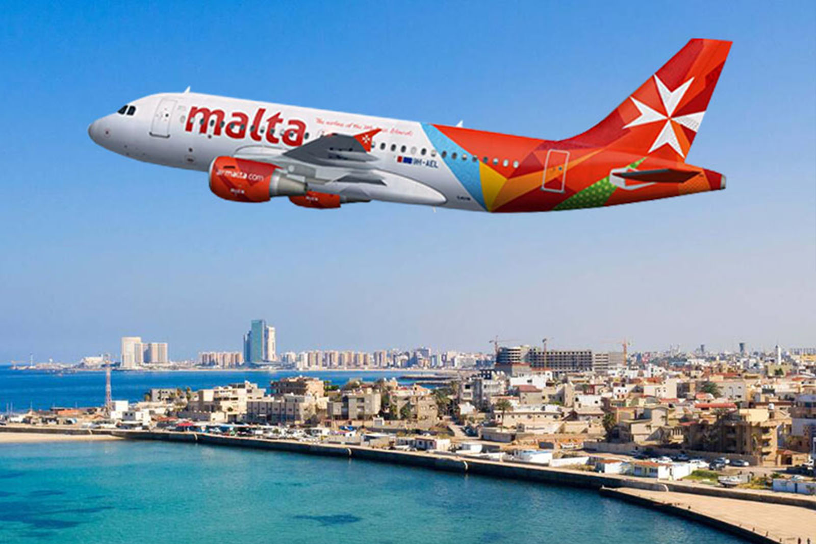 Read more about the article Flights between Malta and Libya to resume