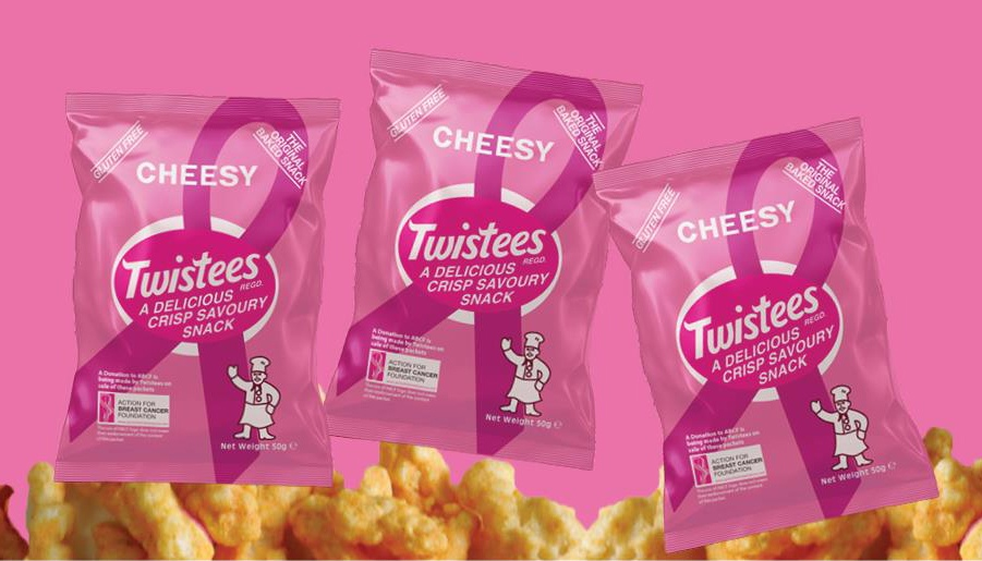Read more about the article Malta's iconic snack goes pink for Breast Cancer Awareness Month