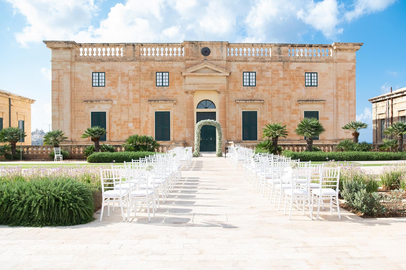 Read more about the article Villa Bighi: A historical venue