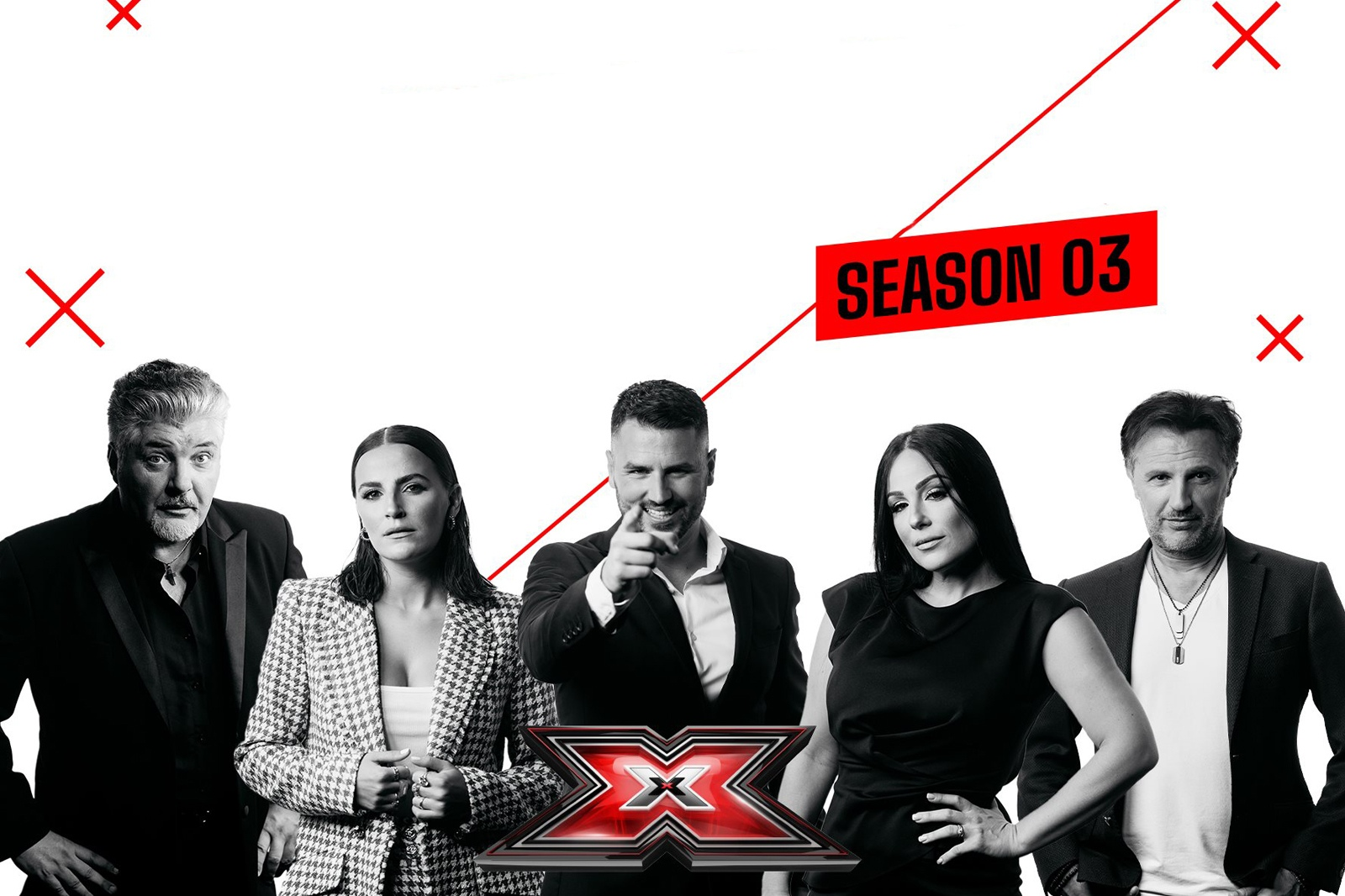 Read more about the article X Factor Malta: Meet the judges