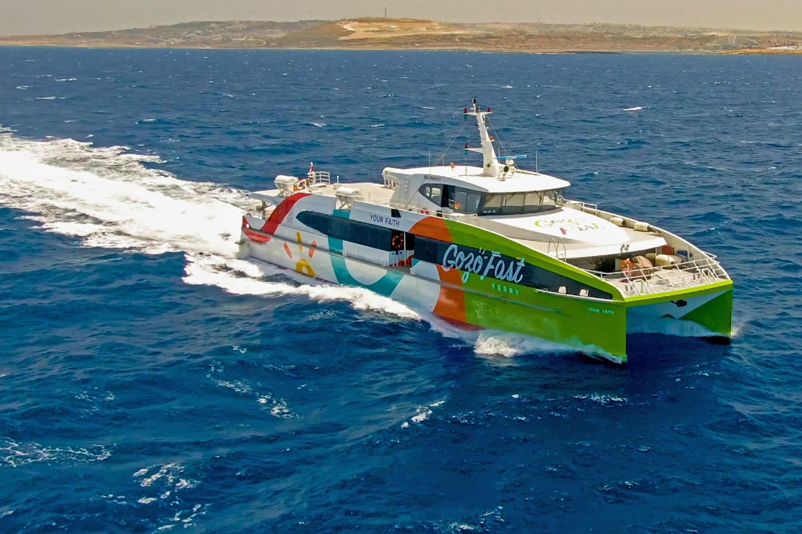 Read more about the article Gozo fast ferry services halted for the day