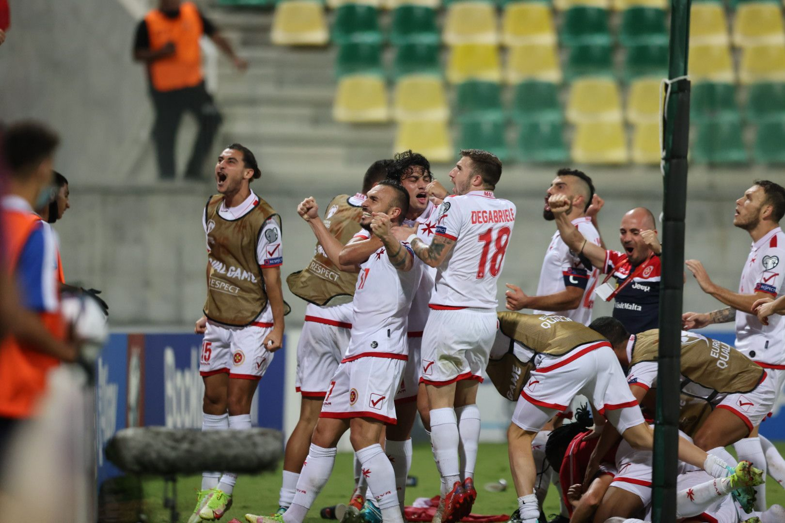 Read more about the article Malta's Jurgen Degabriele scores greatest last minute equaliser goal ever