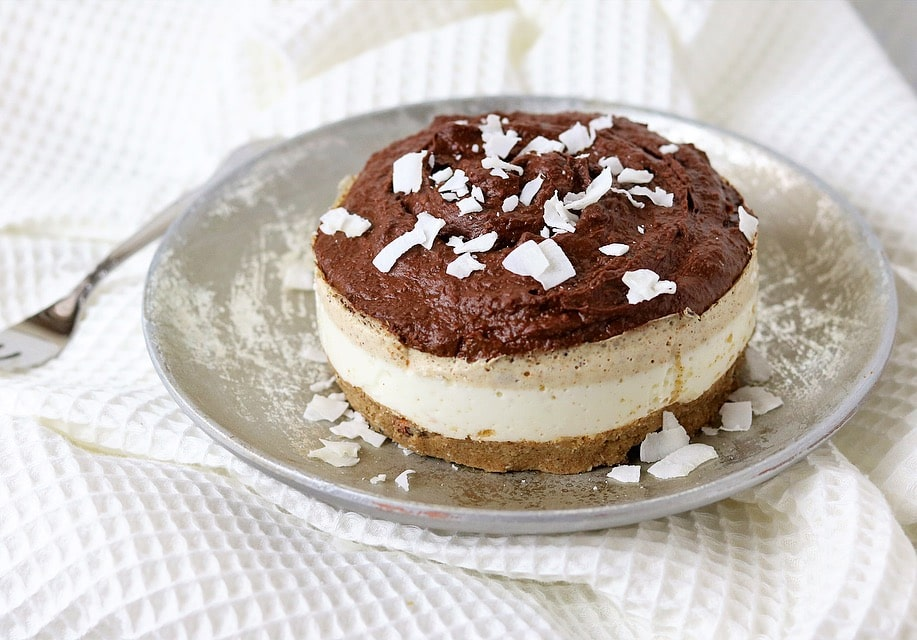 chai latte cheesecake