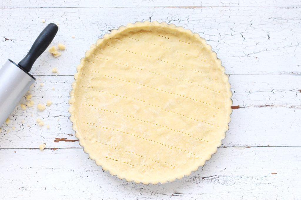Basisrecept: glutenvrije taartbodem van kokosmeel