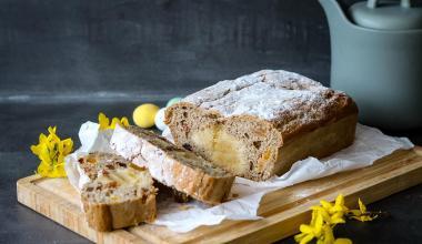 Overheerlijk glutenvrij paasbrood en eenvoudig om te maken
