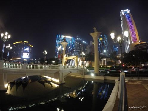 time to go! good night Macau!