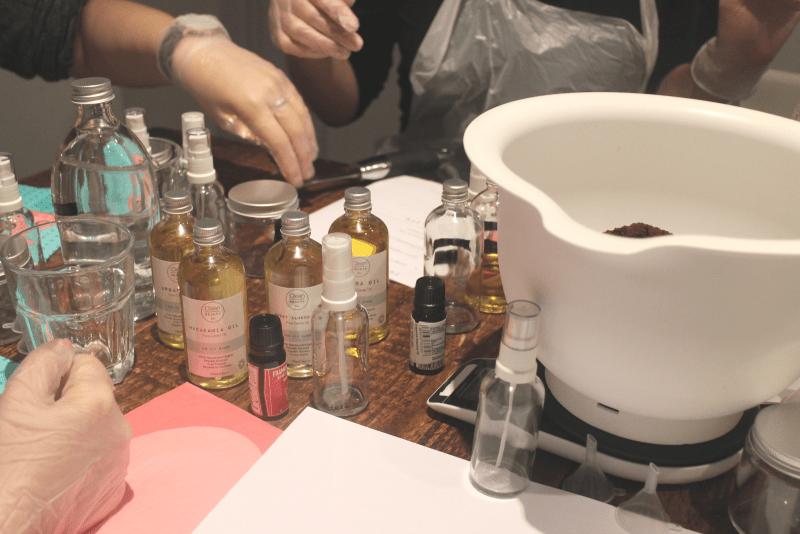 workshop cleanbeauty